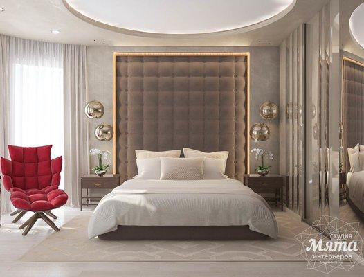 Дизайн интерьера трехкомнатной квартиры по ул. Фурманова 124